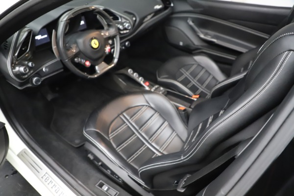 Used 2017 Ferrari 488 Spider for sale $284,900 at Rolls-Royce Motor Cars Greenwich in Greenwich CT 06830 17
