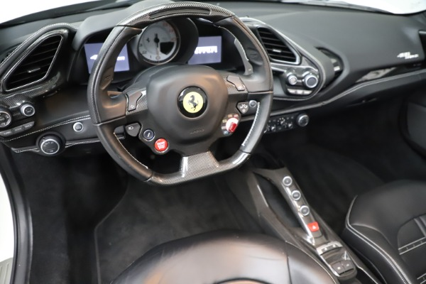 Used 2017 Ferrari 488 Spider for sale $284,900 at Rolls-Royce Motor Cars Greenwich in Greenwich CT 06830 24