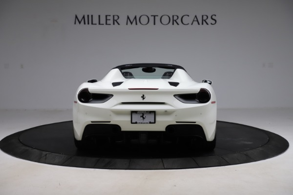 Used 2017 Ferrari 488 Spider for sale $284,900 at Rolls-Royce Motor Cars Greenwich in Greenwich CT 06830 6