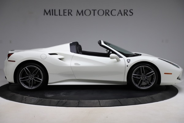 Used 2017 Ferrari 488 Spider for sale $284,900 at Rolls-Royce Motor Cars Greenwich in Greenwich CT 06830 9
