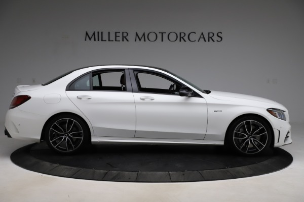 Used 2019 Mercedes-Benz C-Class AMG C 43 for sale $52,990 at Rolls-Royce Motor Cars Greenwich in Greenwich CT 06830 10