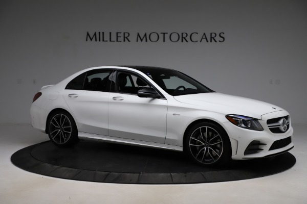 Used 2019 Mercedes-Benz C-Class AMG C 43 for sale $52,990 at Rolls-Royce Motor Cars Greenwich in Greenwich CT 06830 11