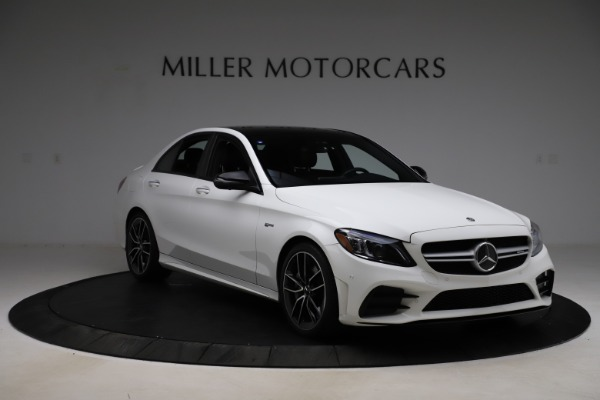 Used 2019 Mercedes-Benz C-Class AMG C 43 for sale $52,990 at Rolls-Royce Motor Cars Greenwich in Greenwich CT 06830 12