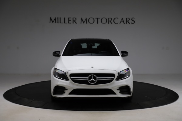 Used 2019 Mercedes-Benz C-Class AMG C 43 for sale $52,990 at Rolls-Royce Motor Cars Greenwich in Greenwich CT 06830 13