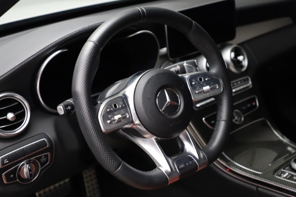 Used 2019 Mercedes-Benz C-Class AMG C 43 for sale $52,990 at Rolls-Royce Motor Cars Greenwich in Greenwich CT 06830 17