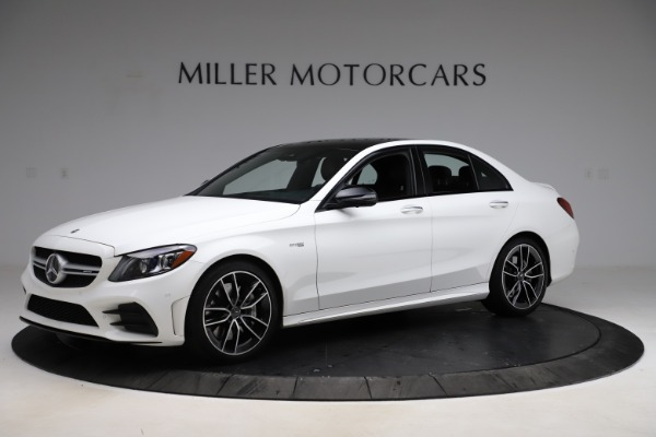 Used 2019 Mercedes-Benz C-Class AMG C 43 for sale $52,990 at Rolls-Royce Motor Cars Greenwich in Greenwich CT 06830 2