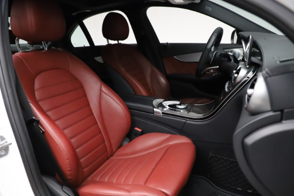 Used 2019 Mercedes-Benz C-Class AMG C 43 for sale $52,990 at Rolls-Royce Motor Cars Greenwich in Greenwich CT 06830 24