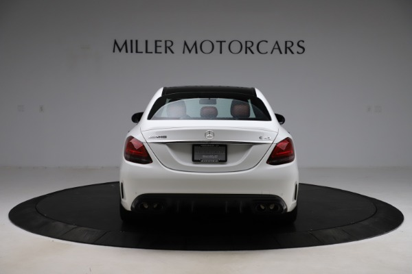 Used 2019 Mercedes-Benz C-Class AMG C 43 for sale $52,990 at Rolls-Royce Motor Cars Greenwich in Greenwich CT 06830 7