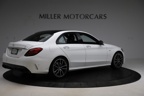 Used 2019 Mercedes-Benz C-Class AMG C 43 for sale $52,990 at Rolls-Royce Motor Cars Greenwich in Greenwich CT 06830 9