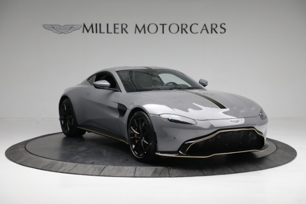 Used 2019 Aston Martin Vantage for sale $129,900 at Rolls-Royce Motor Cars Greenwich in Greenwich CT 06830 10