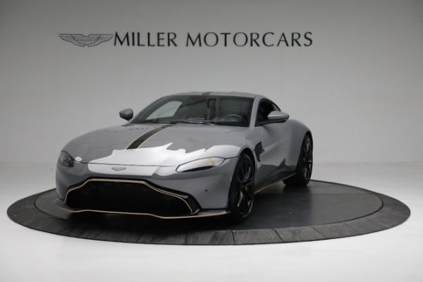 Used 2019 Aston Martin Vantage Coupe for sale $129,900 at Rolls-Royce Motor Cars Greenwich in Greenwich CT 06830 12