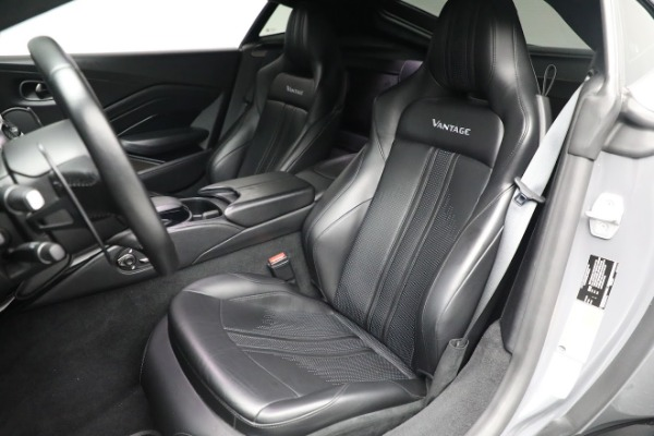 Used 2019 Aston Martin Vantage for sale $129,900 at Rolls-Royce Motor Cars Greenwich in Greenwich CT 06830 15