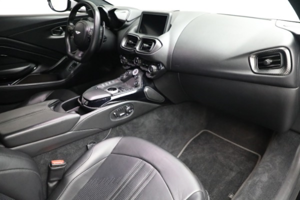 Used 2019 Aston Martin Vantage for sale $129,900 at Rolls-Royce Motor Cars Greenwich in Greenwich CT 06830 16