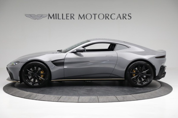 Used 2019 Aston Martin Vantage Coupe for sale $129,900 at Rolls-Royce Motor Cars Greenwich in Greenwich CT 06830 2