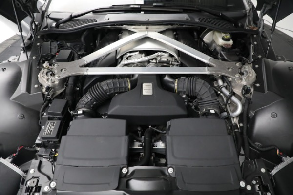Used 2019 Aston Martin Vantage Coupe for sale $129,900 at Rolls-Royce Motor Cars Greenwich in Greenwich CT 06830 20