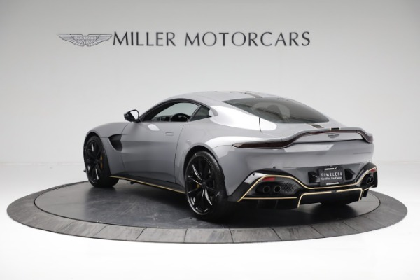 Used 2019 Aston Martin Vantage for sale $129,900 at Rolls-Royce Motor Cars Greenwich in Greenwich CT 06830 4