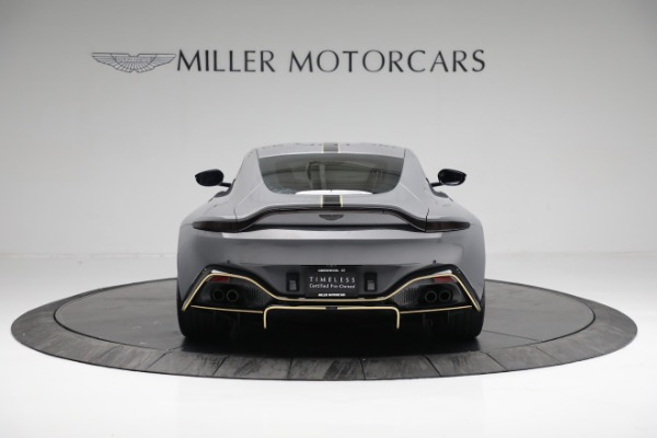 Used 2019 Aston Martin Vantage Coupe for sale $129,900 at Rolls-Royce Motor Cars Greenwich in Greenwich CT 06830 5