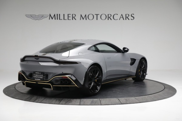 Used 2019 Aston Martin Vantage Coupe for sale $129,900 at Rolls-Royce Motor Cars Greenwich in Greenwich CT 06830 6