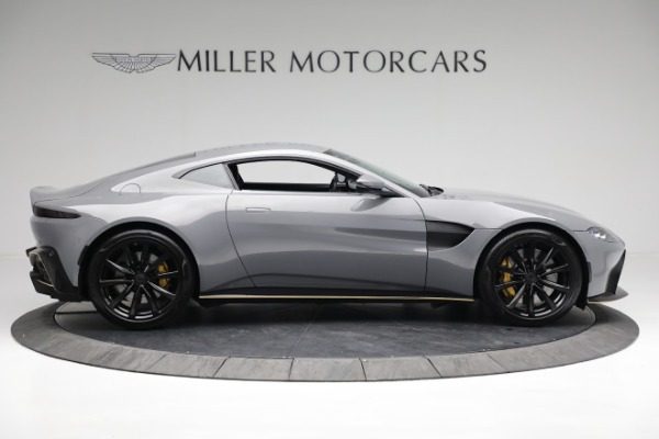 Used 2019 Aston Martin Vantage Coupe for sale $129,900 at Rolls-Royce Motor Cars Greenwich in Greenwich CT 06830 8