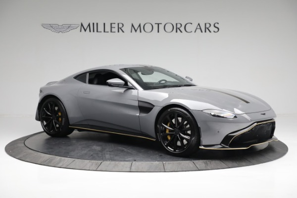 Used 2019 Aston Martin Vantage Coupe for sale $129,900 at Rolls-Royce Motor Cars Greenwich in Greenwich CT 06830 9