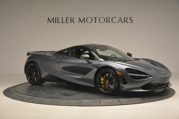 Used 2018 McLaren 720S Performance for sale $234,900 at Rolls-Royce Motor Cars Greenwich in Greenwich CT 06830 10
