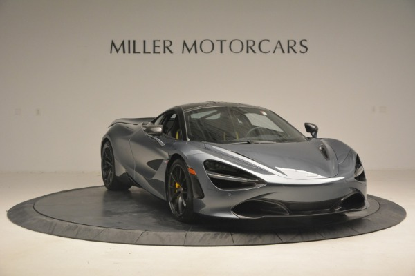 Used 2018 McLaren 720S Performance for sale $234,900 at Rolls-Royce Motor Cars Greenwich in Greenwich CT 06830 11