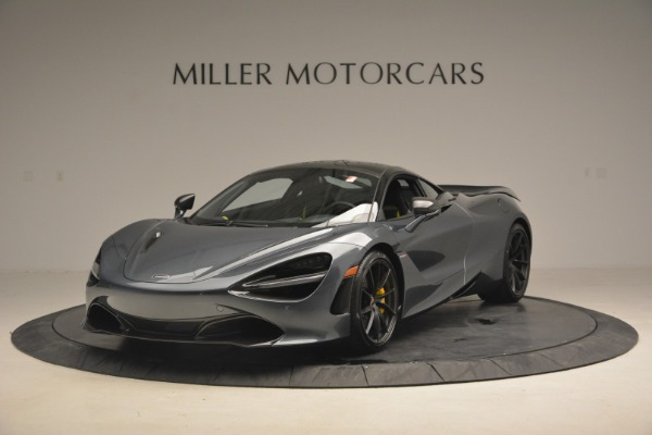 Used 2018 McLaren 720S Performance for sale $234,900 at Rolls-Royce Motor Cars Greenwich in Greenwich CT 06830 2