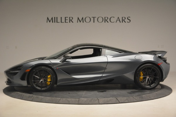 Used 2018 McLaren 720S Performance for sale $234,900 at Rolls-Royce Motor Cars Greenwich in Greenwich CT 06830 3