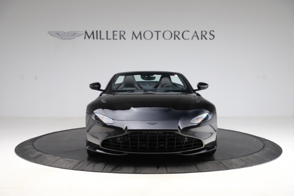 New 2021 Aston Martin Vantage Roadster for sale Sold at Rolls-Royce Motor Cars Greenwich in Greenwich CT 06830 11