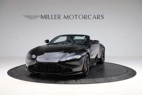 New 2021 Aston Martin Vantage Roadster for sale Sold at Rolls-Royce Motor Cars Greenwich in Greenwich CT 06830 12