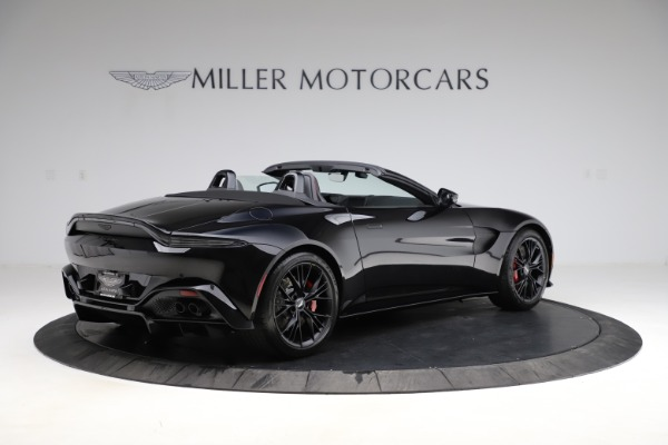 New 2021 Aston Martin Vantage Roadster for sale Sold at Rolls-Royce Motor Cars Greenwich in Greenwich CT 06830 7