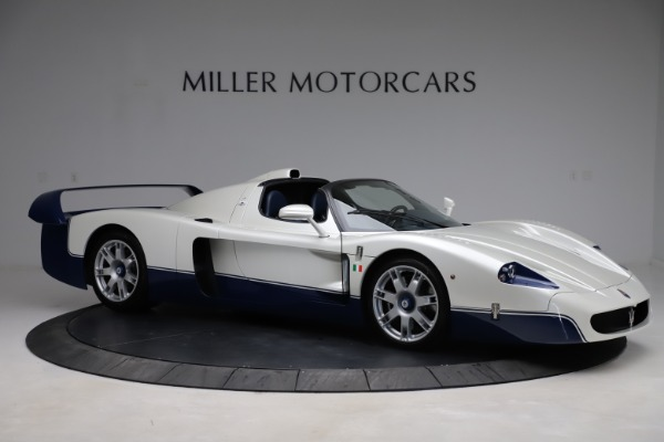 Used 2005 Maserati MC 12 for sale Call for price at Rolls-Royce Motor Cars Greenwich in Greenwich CT 06830 10