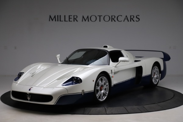 Used 2005 Maserati MC 12 for sale Call for price at Rolls-Royce Motor Cars Greenwich in Greenwich CT 06830 13
