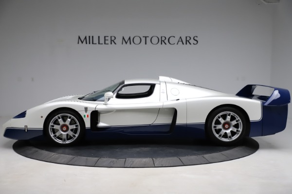 Used 2005 Maserati MC 12 for sale Call for price at Rolls-Royce Motor Cars Greenwich in Greenwich CT 06830 14
