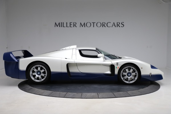 Used 2005 Maserati MC 12 for sale Call for price at Rolls-Royce Motor Cars Greenwich in Greenwich CT 06830 15