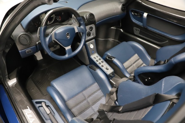 Used 2005 Maserati MC 12 for sale Call for price at Rolls-Royce Motor Cars Greenwich in Greenwich CT 06830 17