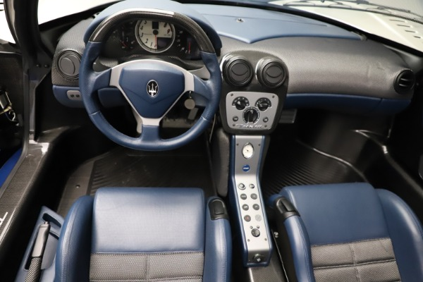 Used 2005 Maserati MC 12 for sale Call for price at Rolls-Royce Motor Cars Greenwich in Greenwich CT 06830 18