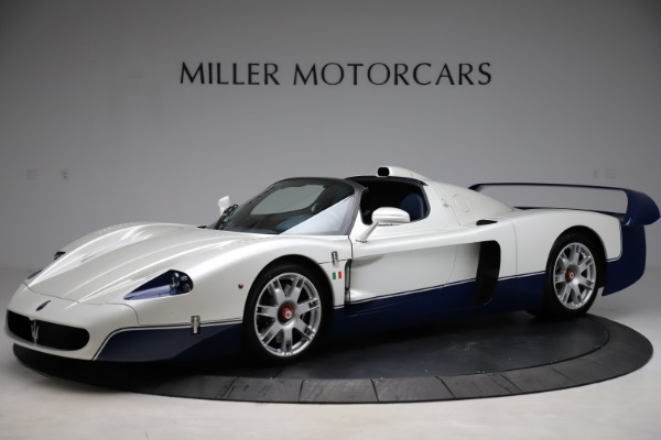 Used 2005 Maserati MC 12 for sale Call for price at Rolls-Royce Motor Cars Greenwich in Greenwich CT 06830 2
