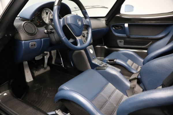 Used 2005 Maserati MC 12 for sale Call for price at Rolls-Royce Motor Cars Greenwich in Greenwich CT 06830 21