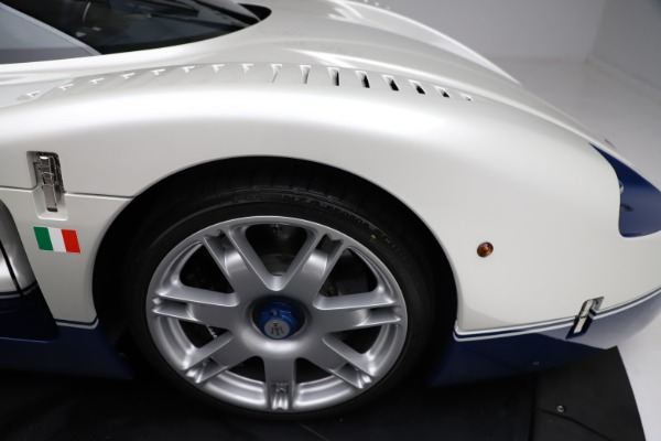 Used 2005 Maserati MC 12 for sale Call for price at Rolls-Royce Motor Cars Greenwich in Greenwich CT 06830 26