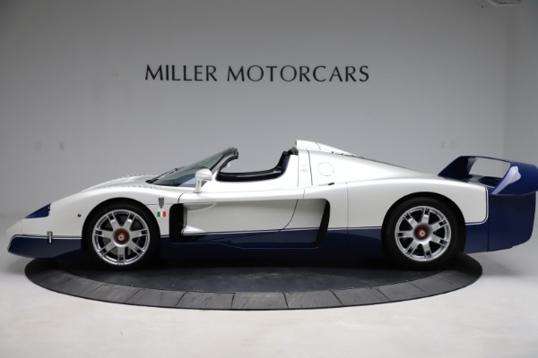 Used 2005 Maserati MC 12 for sale Call for price at Rolls-Royce Motor Cars Greenwich in Greenwich CT 06830 3