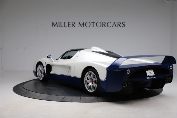 Used 2005 Maserati MC 12 for sale Call for price at Rolls-Royce Motor Cars Greenwich in Greenwich CT 06830 5