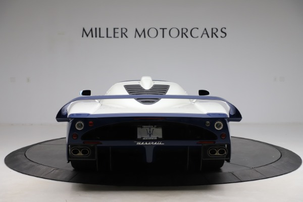 Used 2005 Maserati MC 12 for sale Call for price at Rolls-Royce Motor Cars Greenwich in Greenwich CT 06830 6