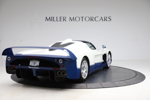 Used 2005 Maserati MC 12 for sale Call for price at Rolls-Royce Motor Cars Greenwich in Greenwich CT 06830 7
