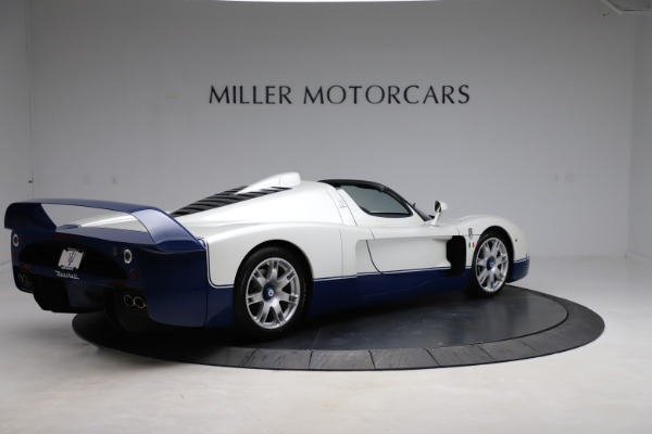 Used 2005 Maserati MC 12 for sale Call for price at Rolls-Royce Motor Cars Greenwich in Greenwich CT 06830 8