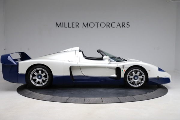Used 2005 Maserati MC 12 for sale Call for price at Rolls-Royce Motor Cars Greenwich in Greenwich CT 06830 9
