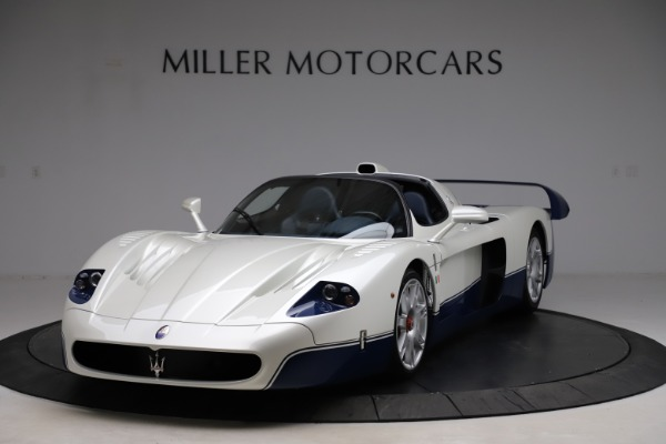 Used 2005 Maserati MC 12 for sale Call for price at Rolls-Royce Motor Cars Greenwich in Greenwich CT 06830 1