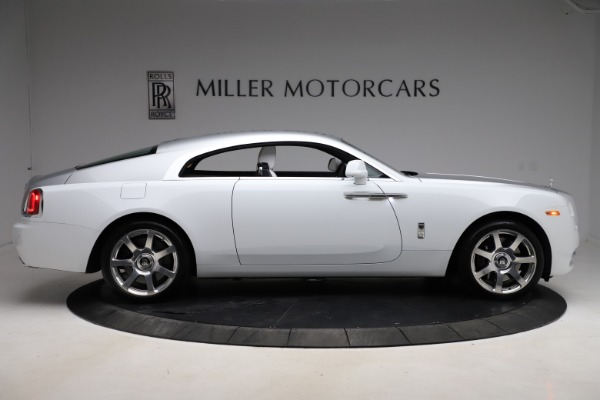 Used 2014 Rolls-Royce Wraith for sale Sold at Rolls-Royce Motor Cars Greenwich in Greenwich CT 06830 10