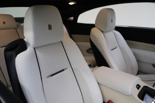 Used 2014 Rolls-Royce Wraith for sale Sold at Rolls-Royce Motor Cars Greenwich in Greenwich CT 06830 14