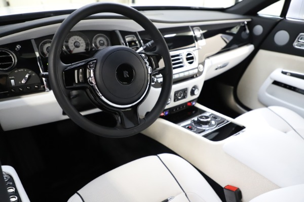 Used 2014 Rolls-Royce Wraith for sale Sold at Rolls-Royce Motor Cars Greenwich in Greenwich CT 06830 15